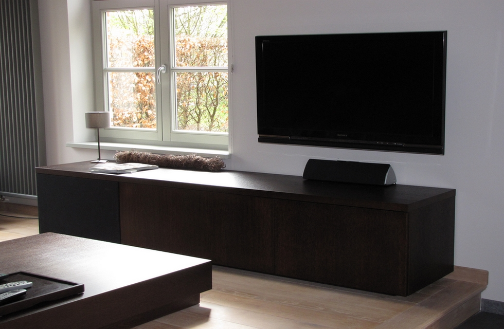 tv meubel subwooferkast salontafel