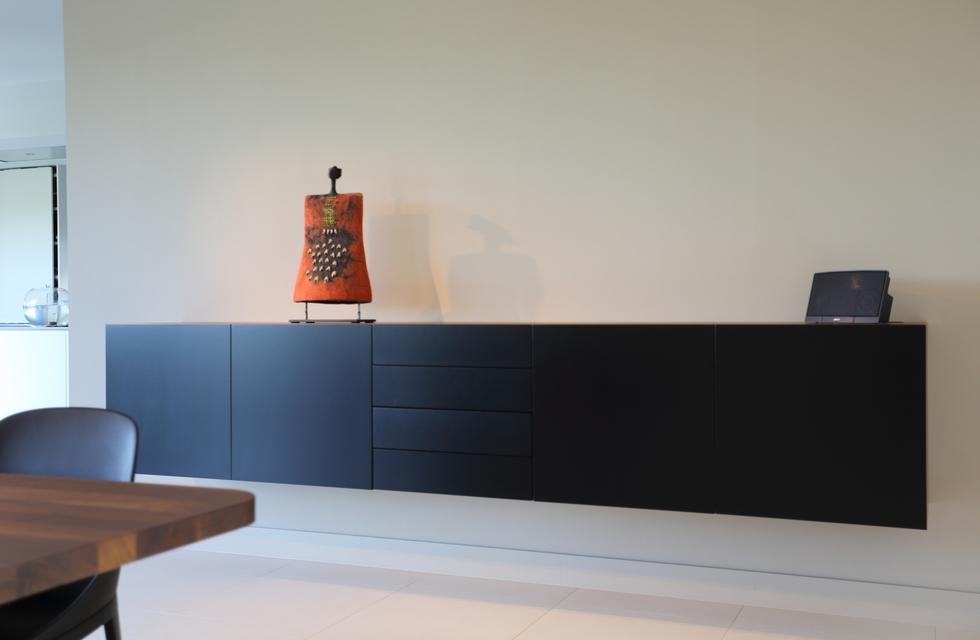 Badkamer Hangkast : wandkastmodern dressoir hangkast